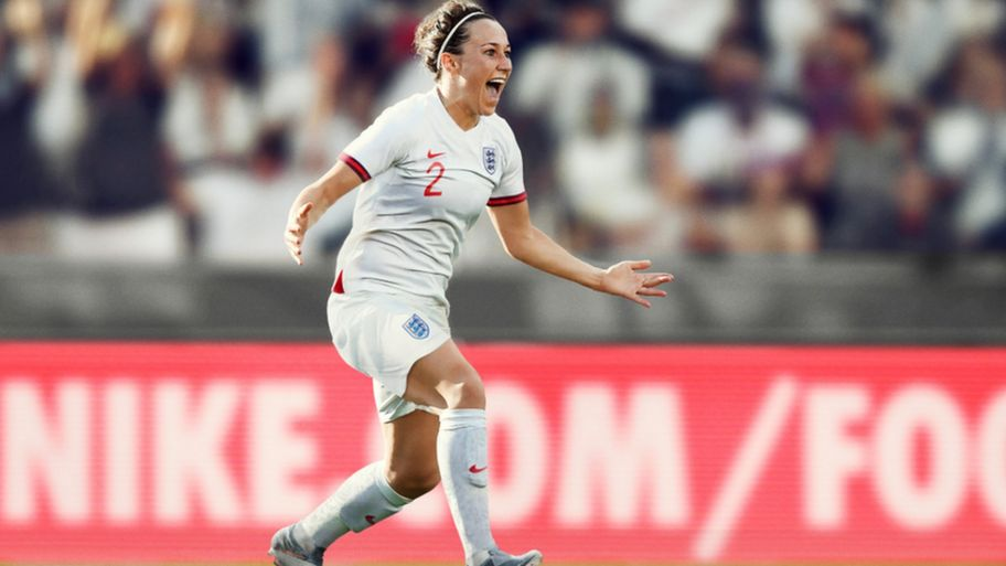 a3fbddb1b World Cup 2019: England Lionesses get a kit made from recycled ...