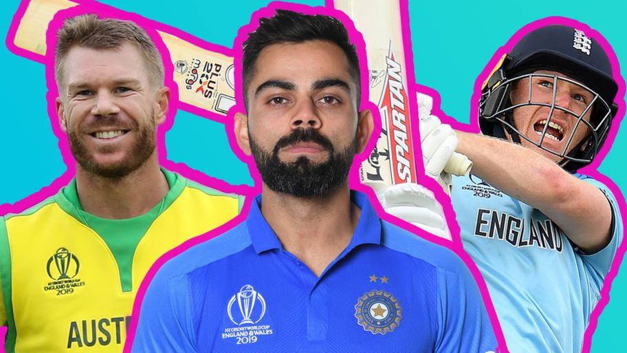 Cricket World Cup Who Is In The Semi Final Cbbc Newsround