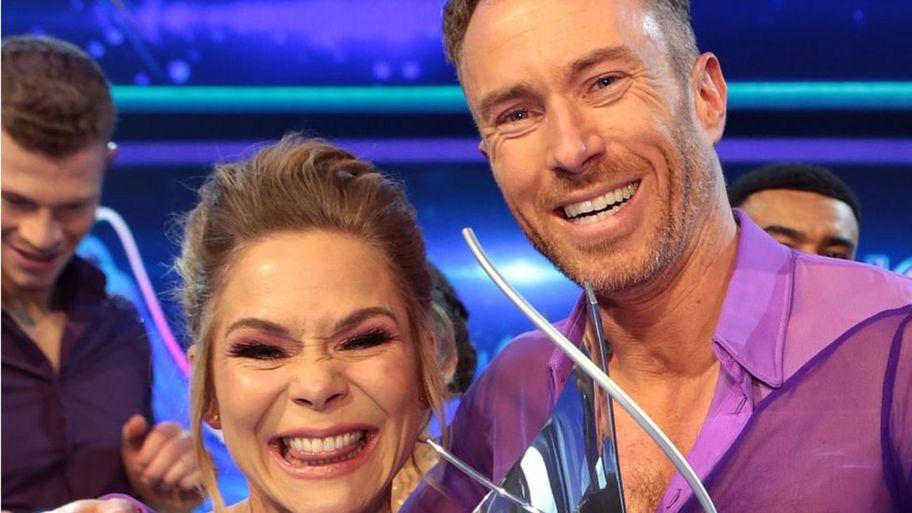 Dancing On Ice 2019 James Jordan Is Crowned The Winner Cbbc