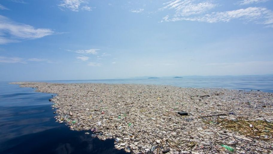 Image result for polluted ocean