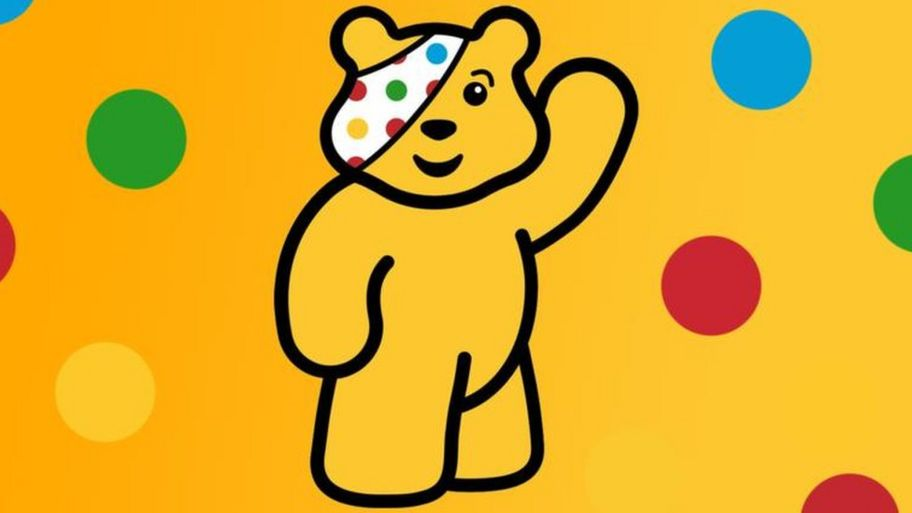 Image result for pudsey bear