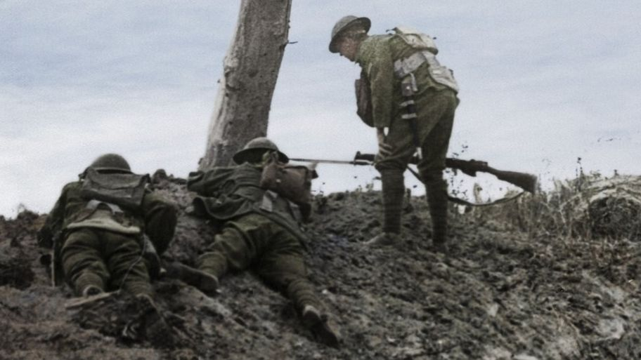 How did WW1 come to an end? - CBBC Newsround