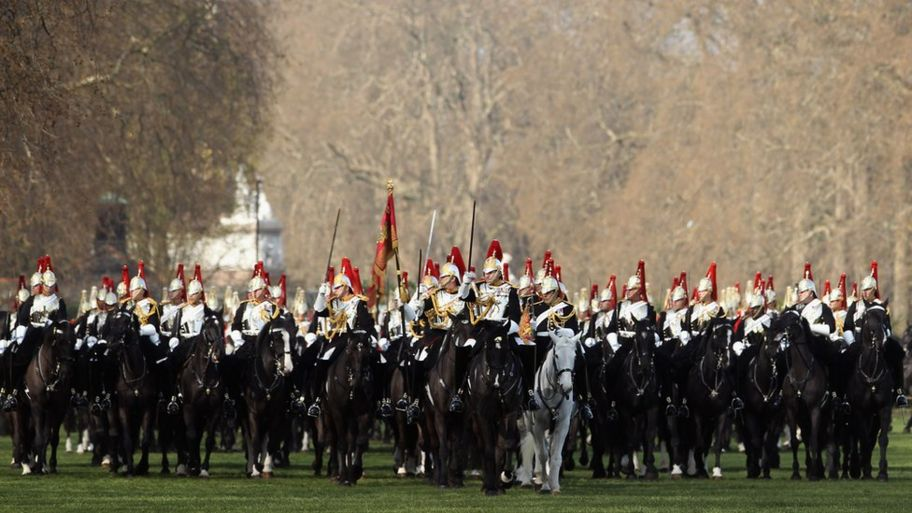Trooping the Colour: What is it and why do the Royal Family