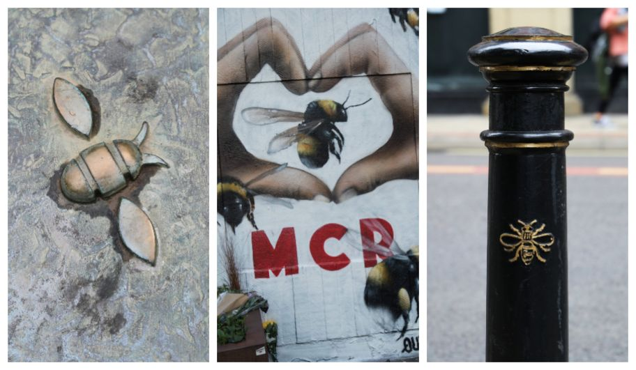 Why Is The Bee A Symbol Of Manchester Cbbc Newsround