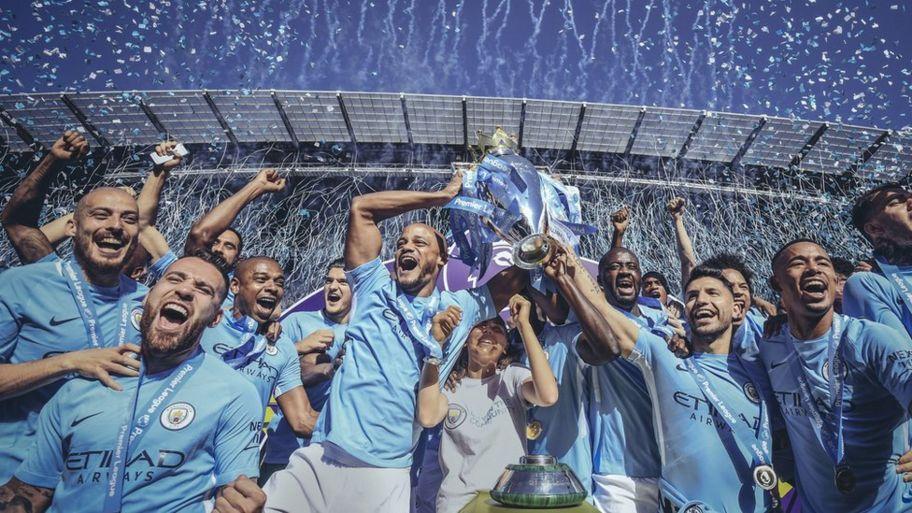 Manchester City Hd Wallpaper 2019