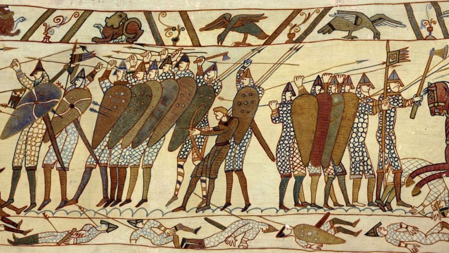 reasons why william won the battle of hastings