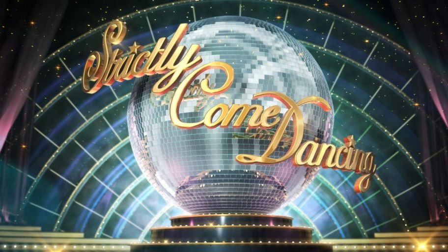 Image result for strictly come dancing logo