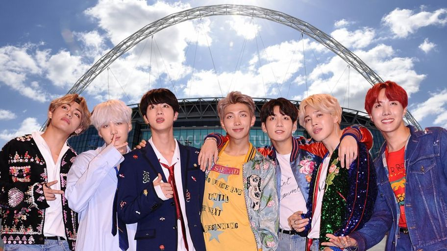 BTS at Wembley: Bouncy castles, guests and set lists - what
