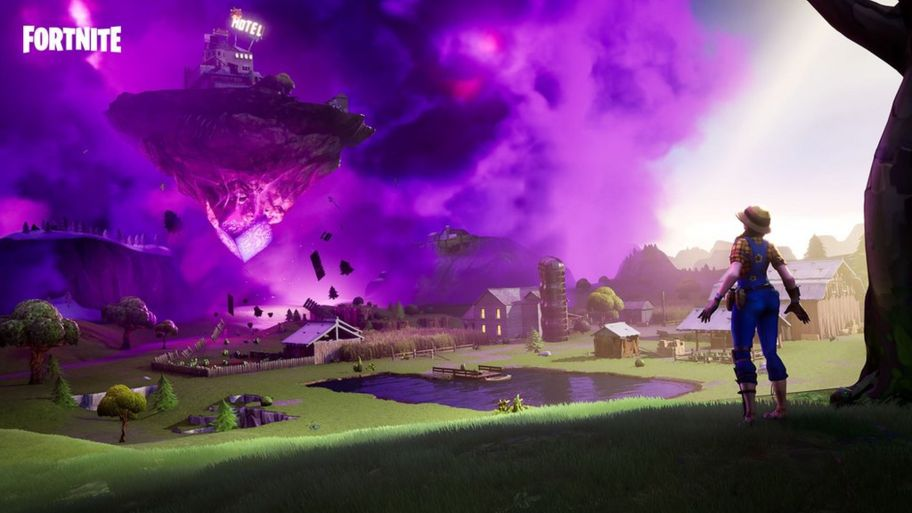 Fortnite So Long Season 10 From Map Changes To The Visitor