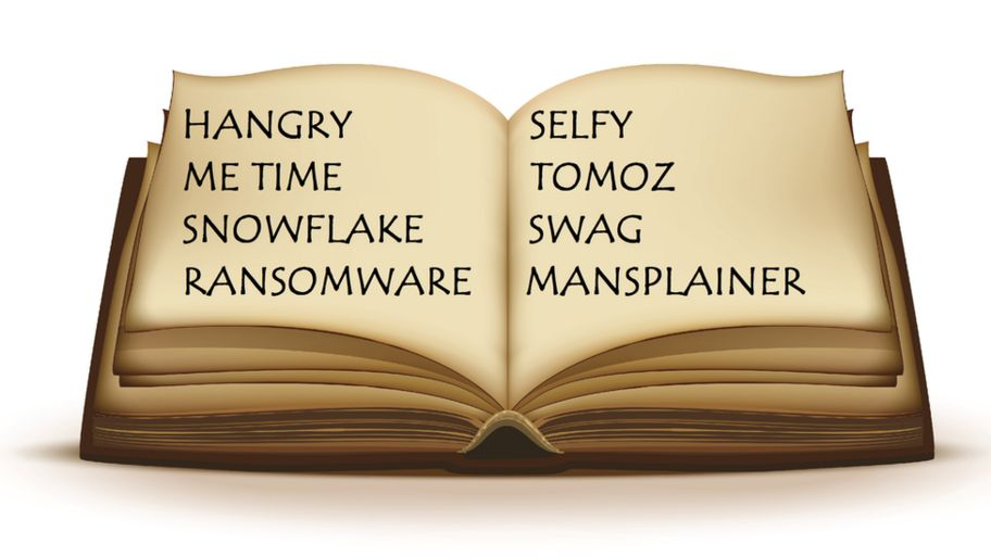 Hangry Swag And Tomoz Check Out The New Words Joining The