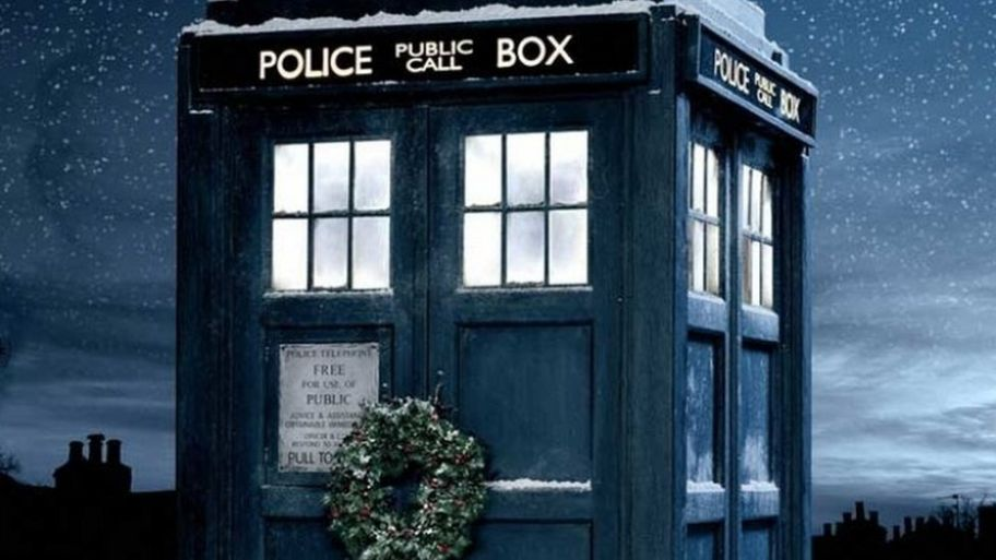 b60ae215ec1 Doctor Who  The episodes from Christmas past - CBBC Newsround