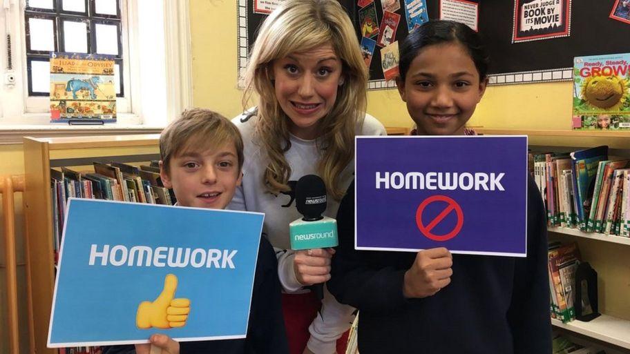 cbbc newsround homework