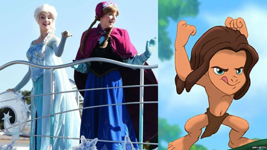 53912bd2b4c15 Disney Pixar theories: Are Elsa and Anna from Frozen related to ...