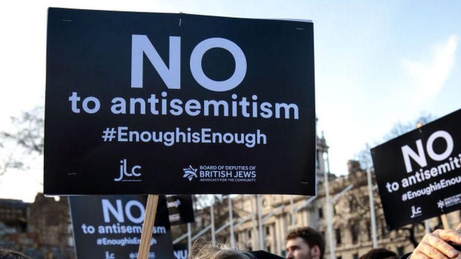 Risultati immagini per antisemitism