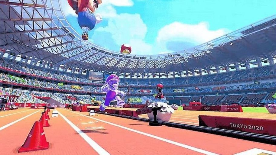 Olympic Games 2020.Mario And Sonic At Olympic Games Tokyo 2020 Cbbc Newsround