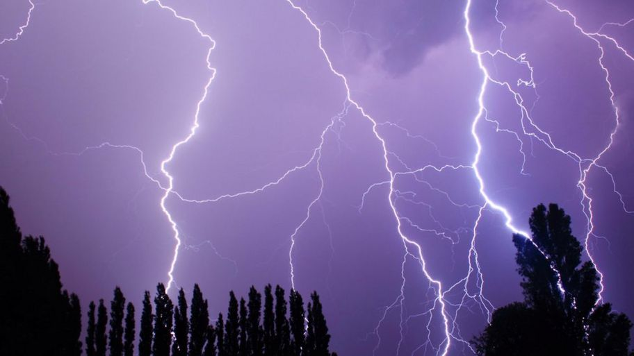 Why do storms have names? - CBBC Newsround