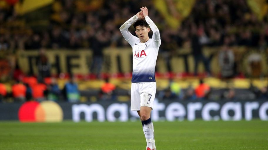 Image result for son heung min