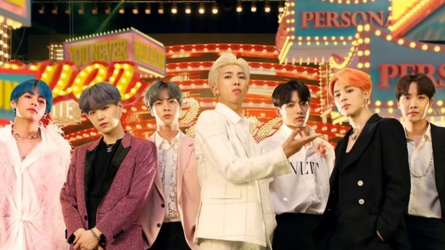 114d729fb411a0 BTS: Boy With Luv smashes YouTube record for most views in 24 hours ...