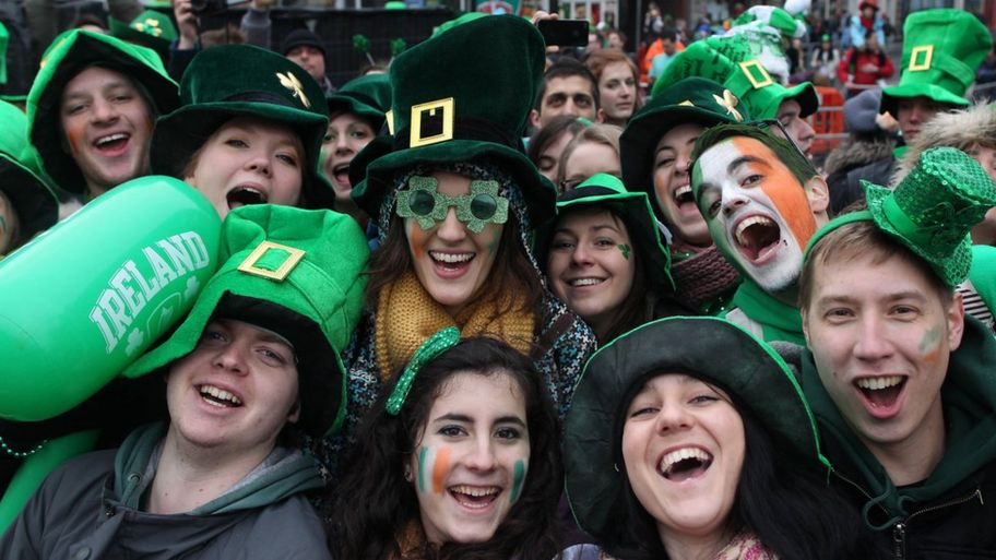 26a4a0e5e18 Saint Patrick's Day around the world - CBBC Newsround
