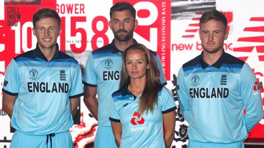 separation shoes 6140a 41bdd Cricket World Cup: Where are all the kids' shirts? - CBBC ...
