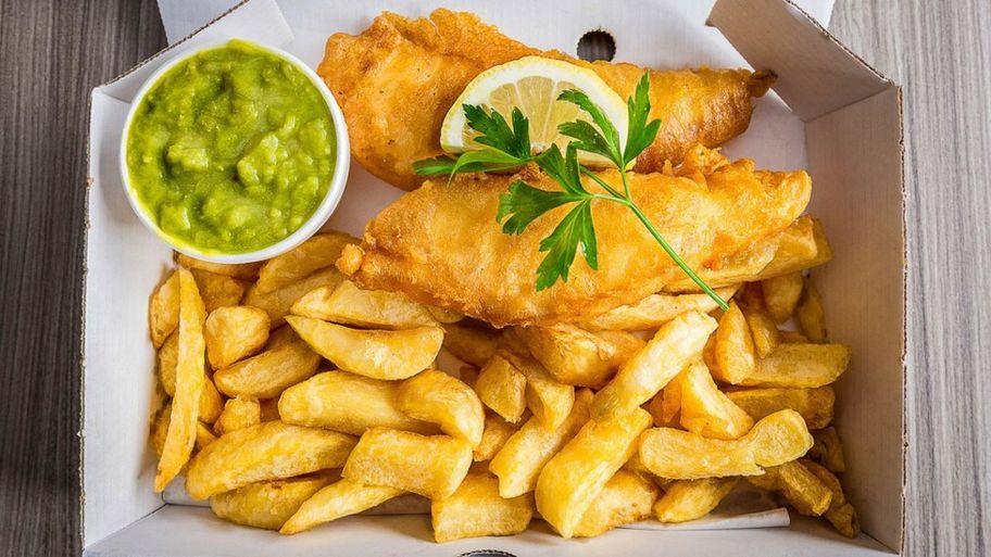 Bildergebnis für fish and chips