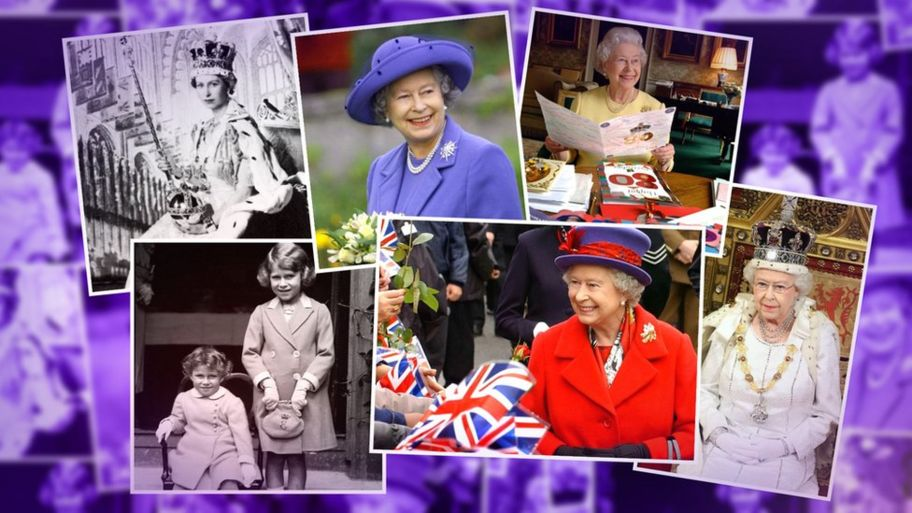 5f12aea54 Queen's birthday: Queen Elizabeth II's life in 92 facts - CBBC Newsround