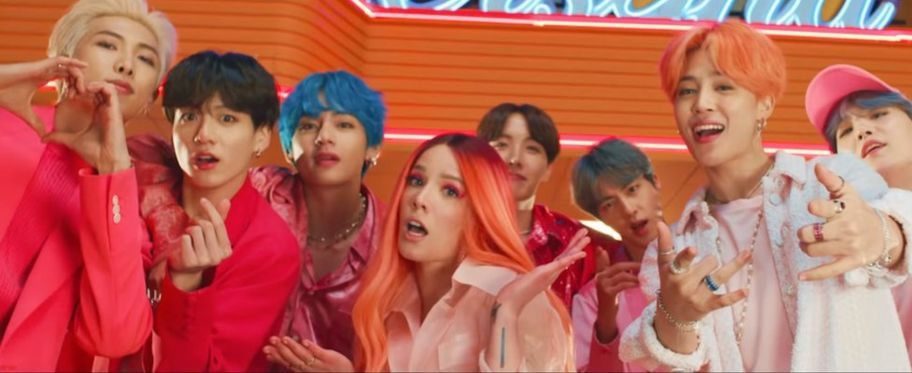BTS: Boy With Luv smashes YouTube record for most views in 24 hours