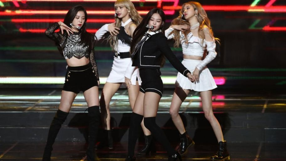 BLACKPINK claim most watched K-pop band on YouTube - CBBC
