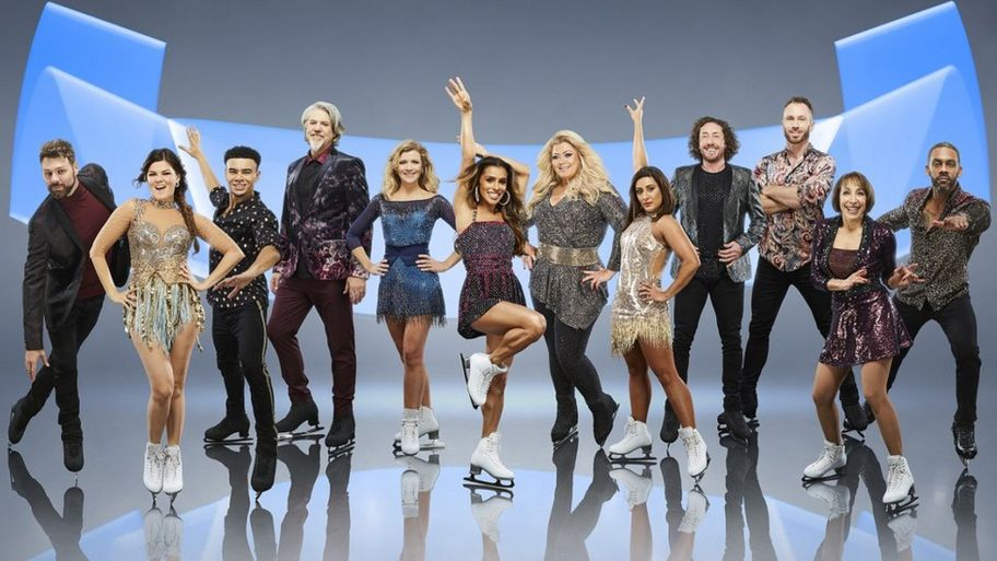 Dancing On Ice 2019 Which Celebrities Are In It Cbbc Newsround