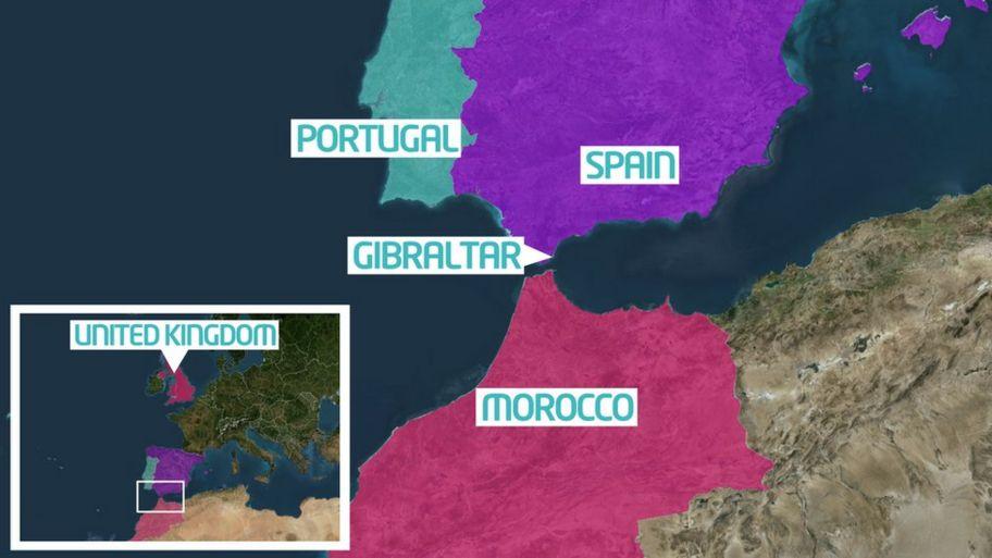 where is gibraltar