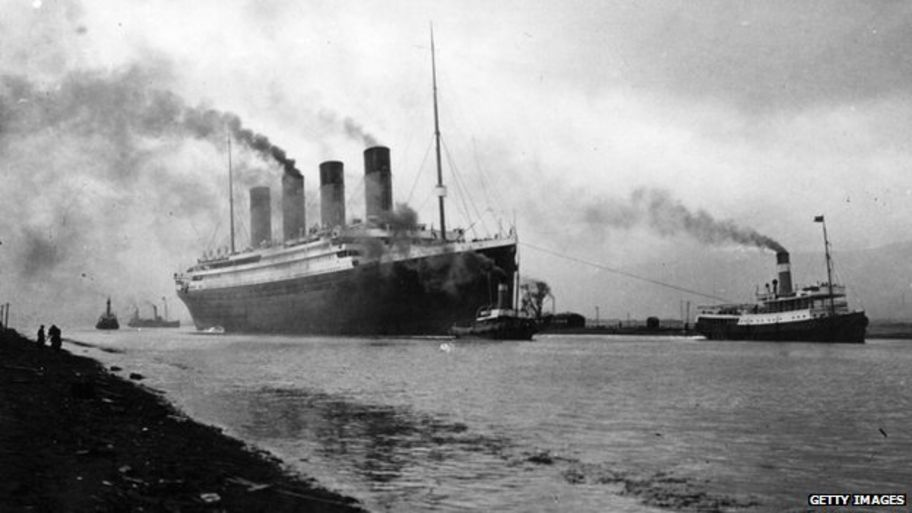 How Did The Titanic Sink Timeline Of Events Cbbc Newsround