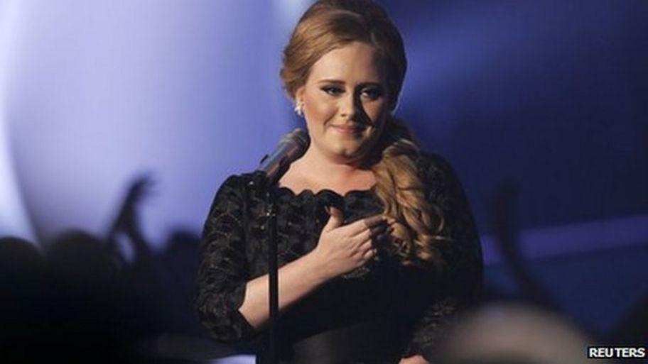 Adele's Skyfall song for new James Bond film leaked - CBBC Newsround