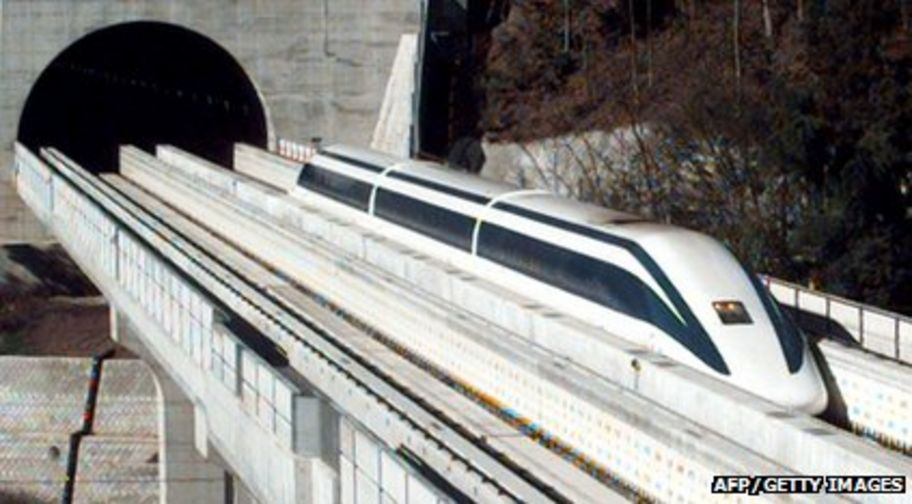 TGV, maglev, bullet - our top five high-speed trains! - CBBC
