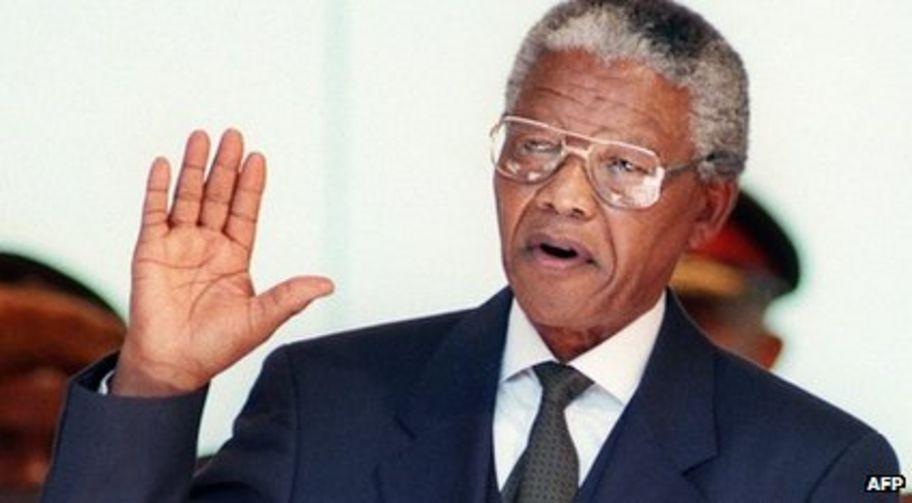 Nelson Mandela's most famous speeches - CBBC Newsround