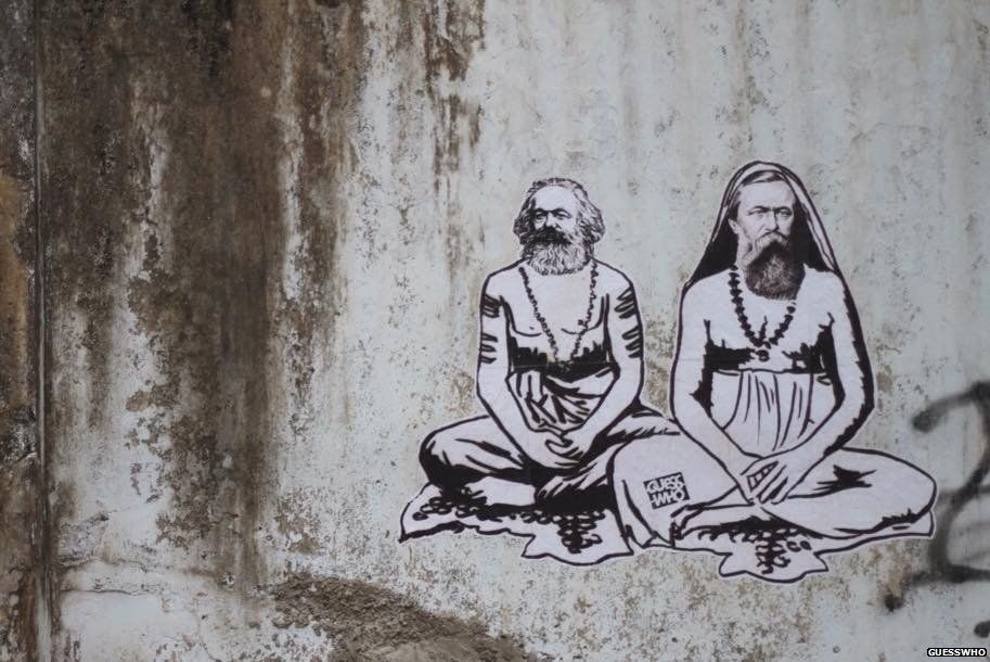 Marx and Engel