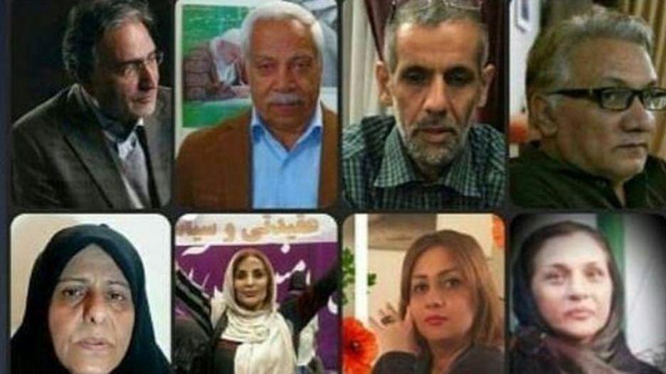 امضاکنندگان نامه درخواست استعفای رهبر ایران پس از آن بازداشت شدند که در حمایت از کمال جعفری یزدی یکشنبه مقابل ساختمان دادگستری مشهد تجمع کرده بودند