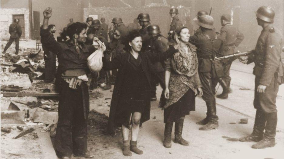 гетто Варшавы