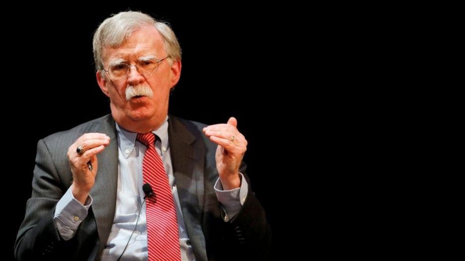 John Bolton - 15 June
