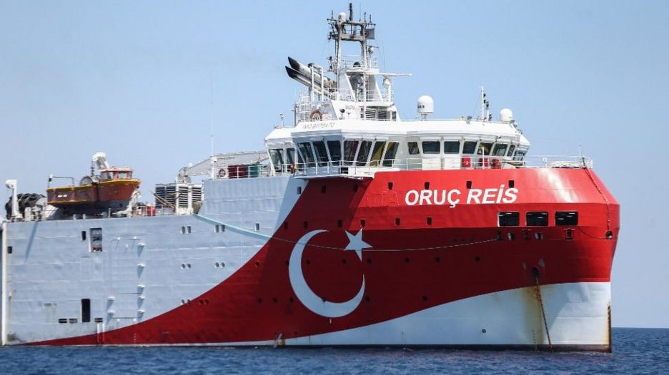 Buque turco Oruc Reis