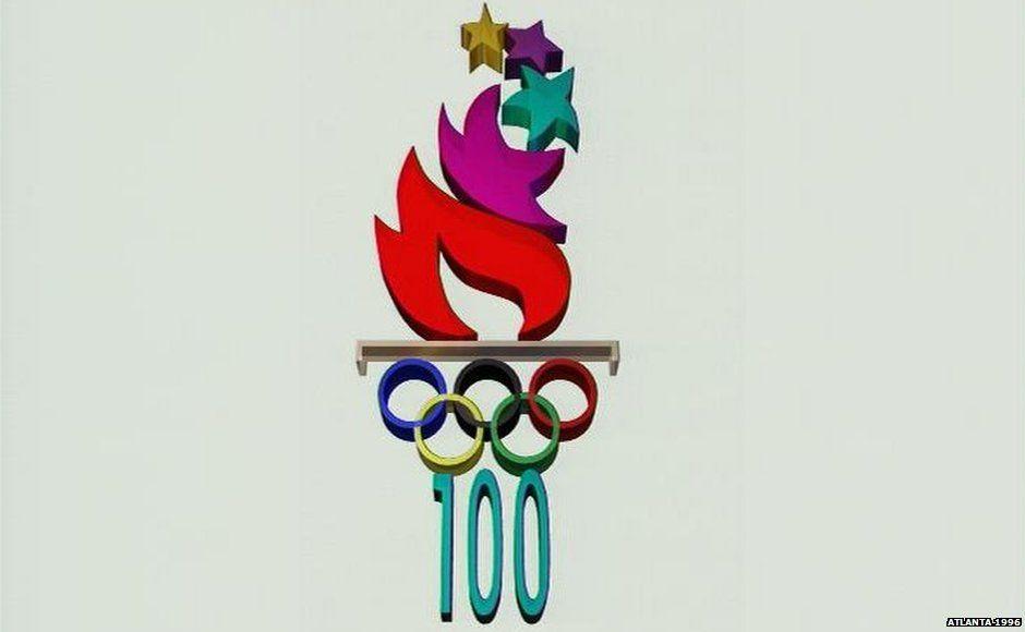Atlanta 1996 Olympics logo