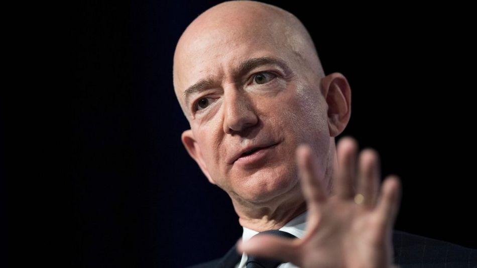 全球首富、亚马逊创始人杰夫·贝索斯