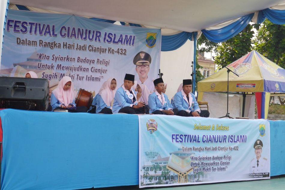 Festival Cianjur Islami