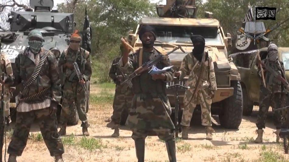 Boko Haram militants. File photo