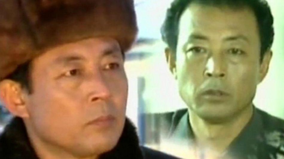 Actor Gang Nam-hoon