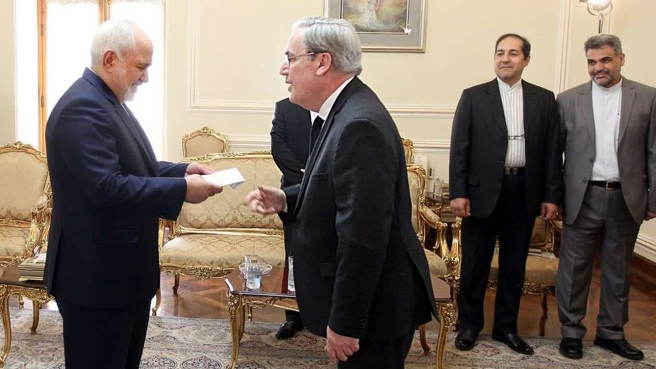 سفیر فرانسه در تهران