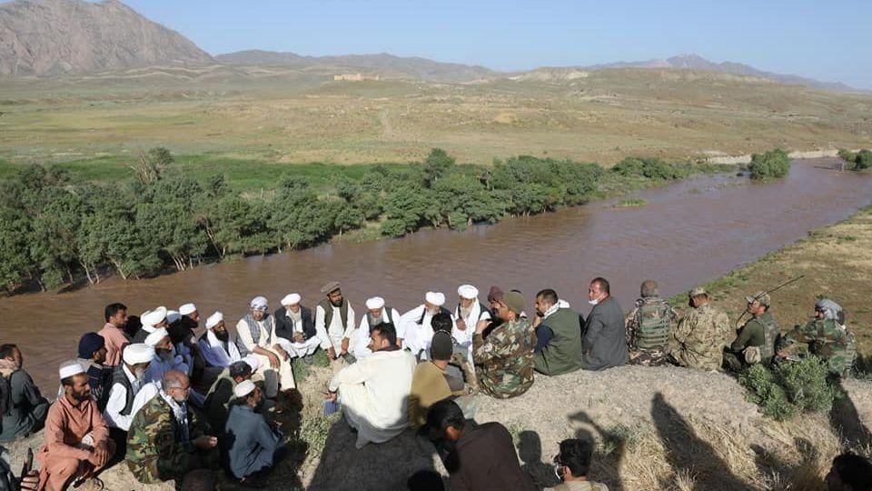 گفتگوی وزارت خارجه  دو کشور ایران و افغانستان در مورد موضوع به رود انداختن شهروندان افغان