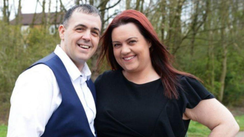 'Precisei me afastar de meu marido por 10 semanas para perder peso'