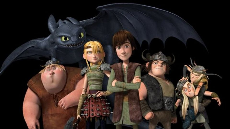 How to train your dragon 3 the hidden world is coming cbbc newsround how to train your dragon 3 the hidden world is coming ccuart Gallery