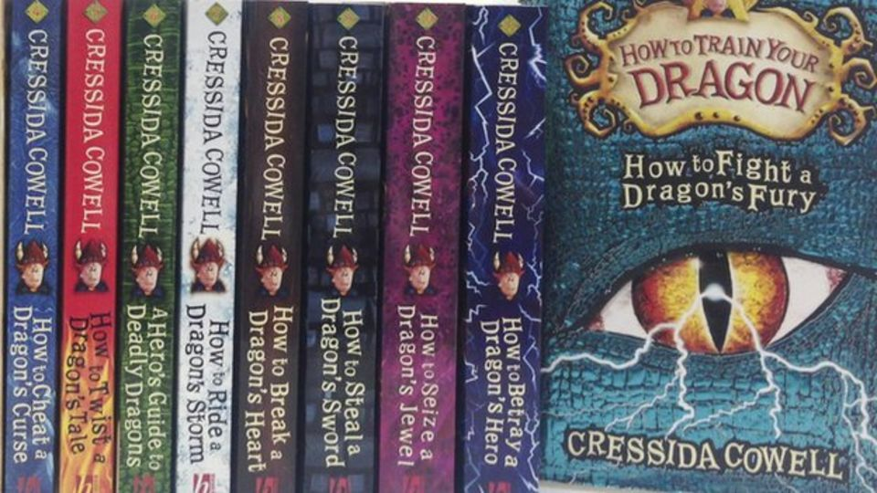 Send your questions for how to train your dragon author cbbc newsround how to train your dragons books ccuart Image collections