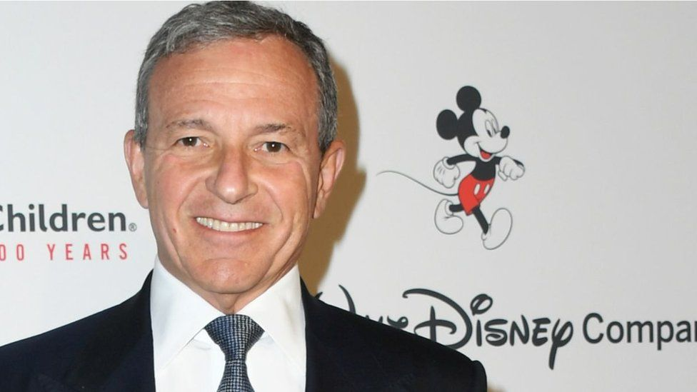 The move to streaming will be the legacy of Disney's chief executive, Bob Iger, who is stepping down in 2021